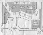 Una cartina del tutto non rispondente alla realtà dell'area dei templi.